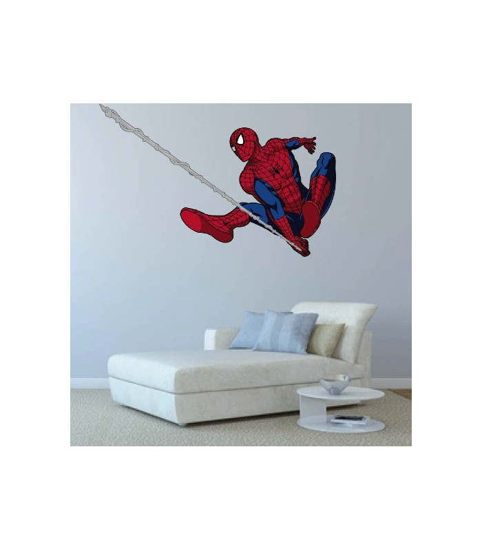 Vinil decoratiu Spiderman