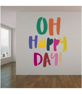 Vinil Happy Day